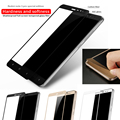 LEPHEE for Xiaomi Redmi Note 3 Pro Special Edition 152mm Tempered Glass Soft Edge Carbon Fiber Screen Protector For Note 3 3i SE