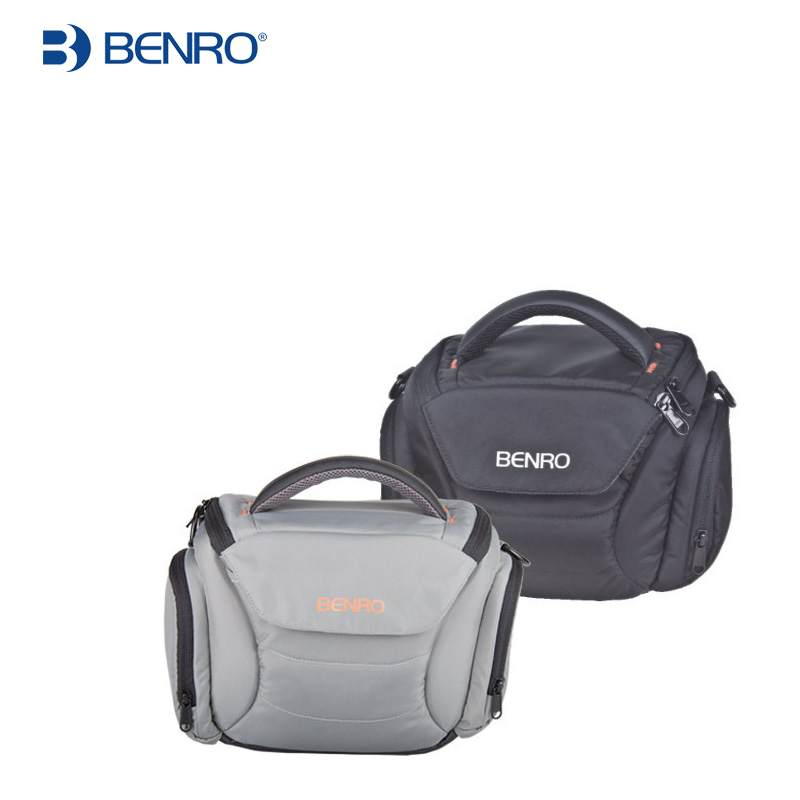 Benro Ranger S10 one shoulder professional camera bag slr camera bag rain cover сумка benro ranger s10 black