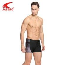 JAZERO 2018 Comfortable Mens Swimwear Beach Shorts Breathable Print Swimsuit Man Swimming Trunks For Boys High Elasticity