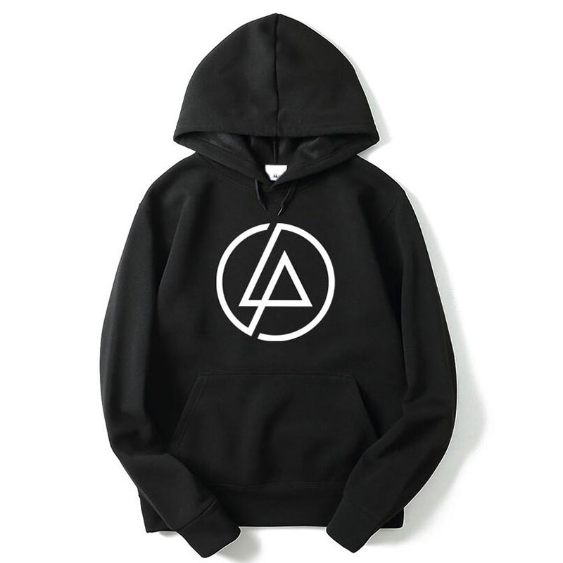 Space Galaxy Linkin Park Sweatshirts Men/Women Hoodies With Hat Print  Autumn Winter Loose Thin Hooded Hoody Tops