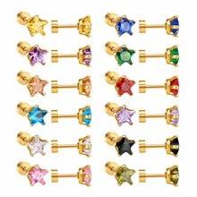Crystal Bintang Pasang/Banyak Dicampur