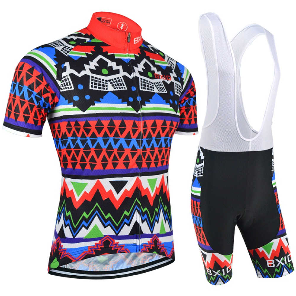e610d40d New Cycling Jersey Set Pro Team Cycling Clothing Multi Short Sleeve Bike  Clothes Ropa Ciclismo Summer