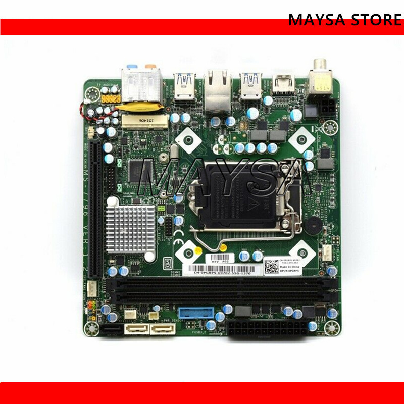MS-7796 For DELL Alienware X51 R2 MS-7796 mini-ITX H87 LGA1150 0PGRP5 DDR3 motherboard image