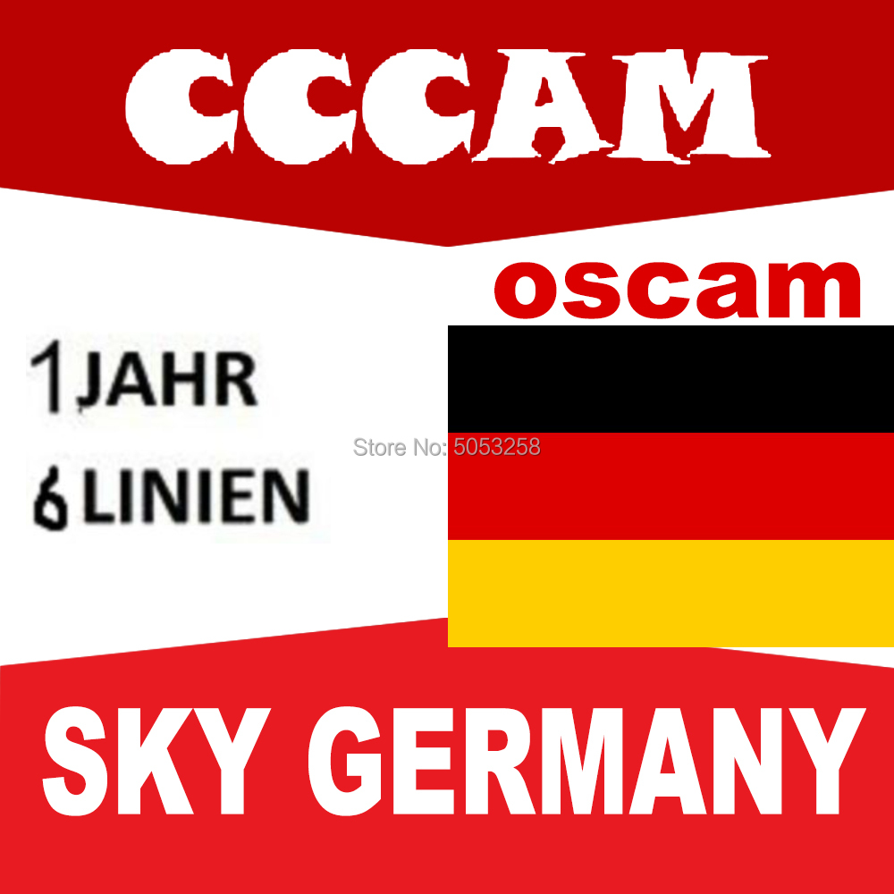 1 Year Europe Oscam Cline/germany Cccam Spain For Europe DVB-S2 Satellite Gtmedia V8 Nova Freesat V8