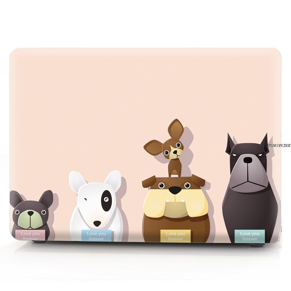 Animal Retina Shell Case for MacBook 39
