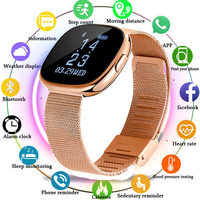 2018 new smartwatch luxury watch men woman Heart rate Pedometer Top craft production smart watch digital watches Smart bracelet