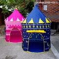 Bebê Crianças Portátil Ao Ar Livre Casa Castelo Jogue Tent Playhouse Interior Do Palácio
