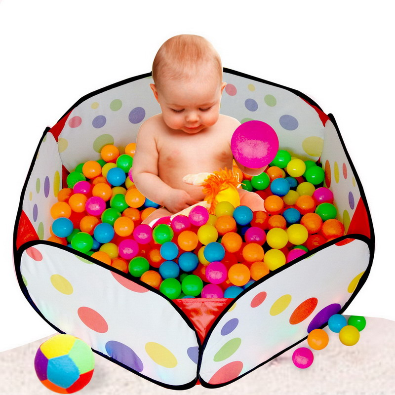 New Arrival Children Foldable Baby Tent Marine Ball Pool Game House Hot Sale Indoor Outdoor Kids Tent Play Room