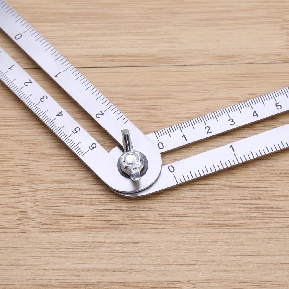 Multifunctional Measuring Angle Ruler
