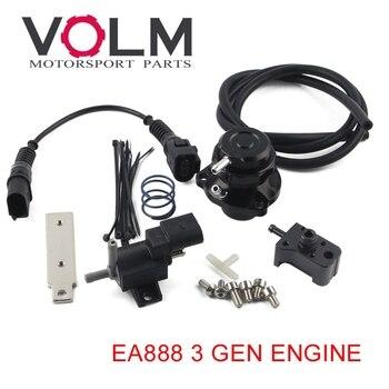 Dökümü kapalı Darbe vana Kitleri Audi VW SEAT SKODA için 2.0 T 1.8 FSI TSI TFSI ea888 2 3 gen motor bov1118