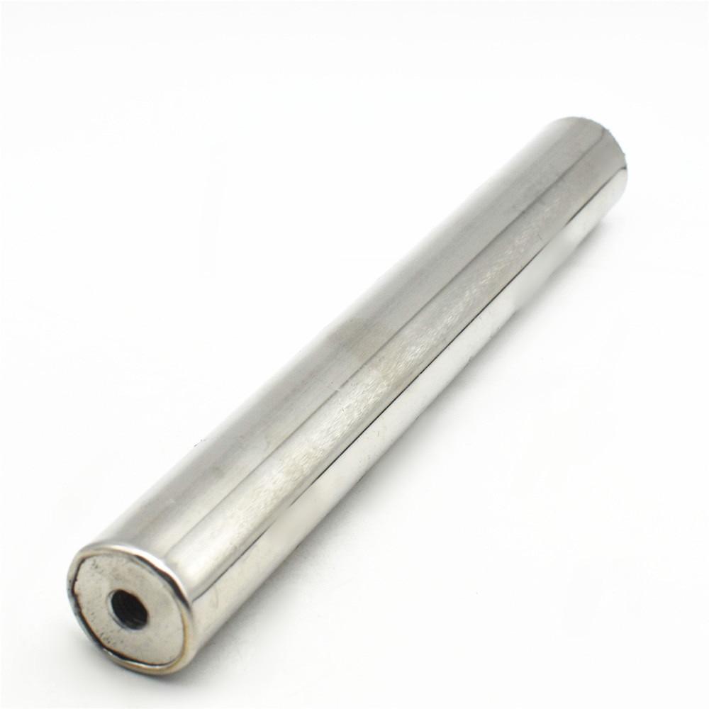 NdFeB Strong Magnetic Wand Diameter 25mm 6K 10K 12K GS Cylinder Sucks Iron Stainless Steel 304