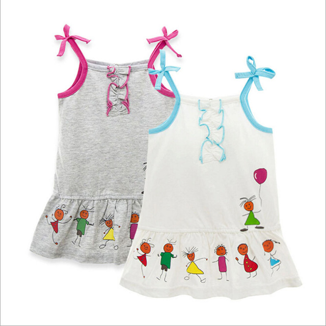 Aliexpress.com : Buy 2016 Retail Baby Girl Clothes Infant Summer ...