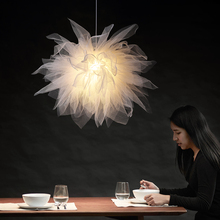 Nordic Modern Pendant Ceiling Lamps Ins Simple Romantic LED Pendant Lights Lighting Loft Living Room Bedroom Hanging Light Decor цена и фото