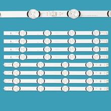 "LED תאורה אחורית רצועת 8 מנורת עבור LG טלוויזיה 390HVJ01 lnnotek drt 3.0 39 ""39LB5610 39LB561V 39LB5800 39LB561F DRT3.0 39LB5700 39LB650V 1"