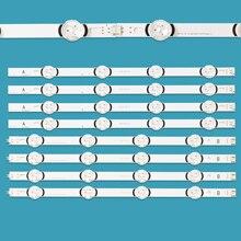 "Led Backlight Strip 8 Lamp Voor Lg Tv 390HVJ01 Lnnotek Drt 3.0 39 ""39LB5610 39LB561V 39LB5800 39LB561F DRT3.0 39LB5700 39LB650V 1"