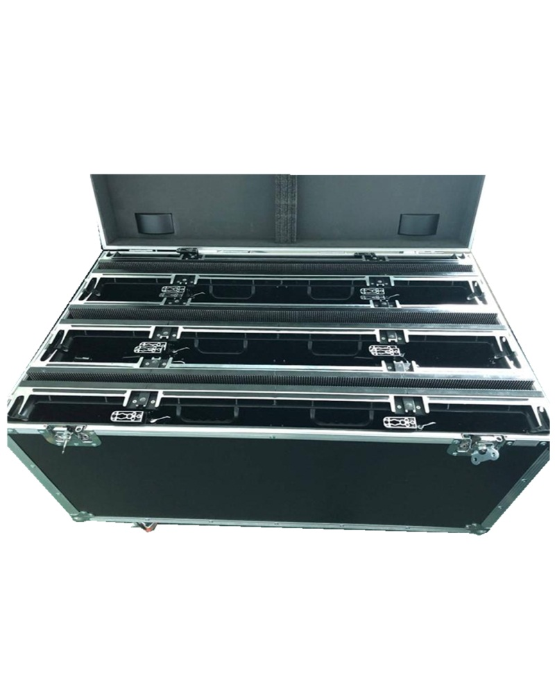 1 Pack 6 Flight Case Or 1 Pack 8 Not Only Sell 500mmX1000mm Aluminium Die Casting Cabinet Suitable For P3.91 P4.81 Flight Case