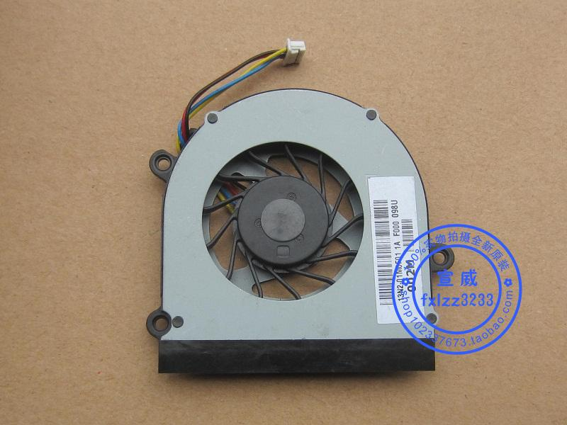 Emacro for Forcecon DFS400805L10T F83N Server Laptop Fan DC5V 0.45A 4-wire emacro for nonoise a8025h24b server square fan dc 24v 0 095a 80x80x25mm 2 wire
