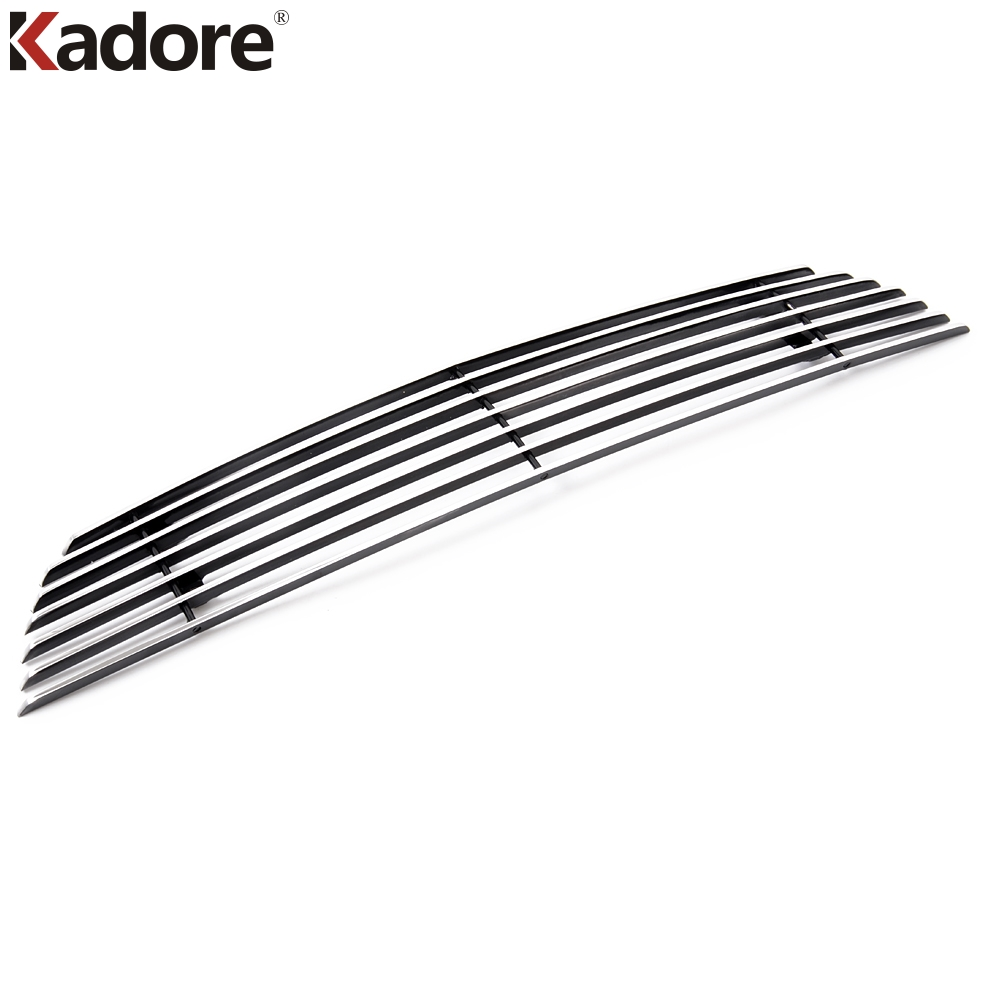 For Suzuki Sx4 S Cross SX4 Crossover 2014 2015 2016 Stainless Steel Front Air Vent Grille Racing Grills Cover Trim Car Styling
