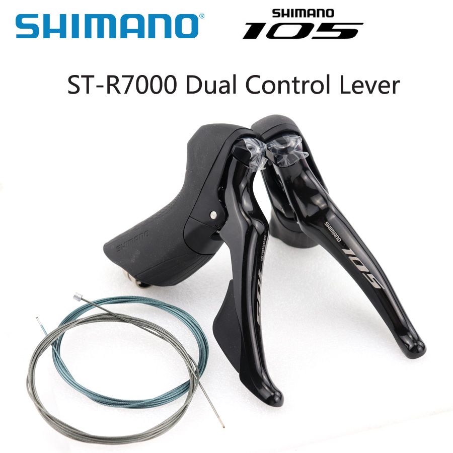 SHIMANO 105 ST R7000 ST 5800 ST R7000 ST 5800 Dual Control Lever 2x11 Speed 105