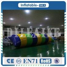 Бесплатная доставка 0,9 мм PVC 6×2 м надувные blobbing/надувной blob враг продажа