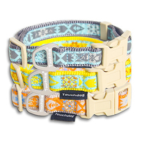 Many Colours Pet Dog Collar Adjustable Dogs Harness Nylon Cat Collars Pet Supplies Dog Accessories For