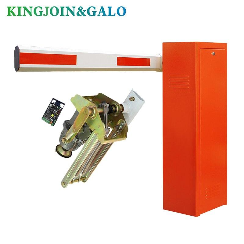 Opérateur de barrière haute Performance, y compris le pilier de Support - 2