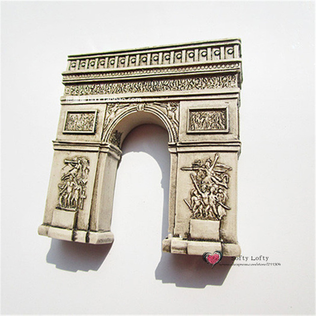 Aliexpress.com : Buy Free shipping 1pc France Paris Arc de ...