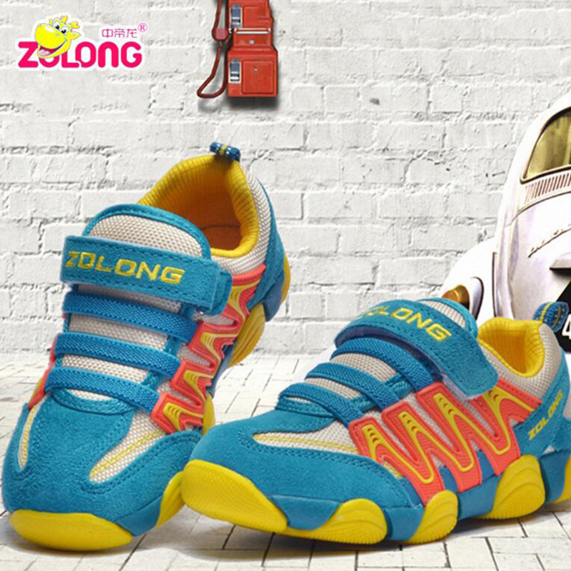 2017 summer girl casual shoes genuine leather sneakers children s brand sports shoes