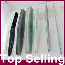 High Quality 6pcs/set Nail Art Files Polishing Buffer Sandpaper Slim kit Available Manicure Pedicure Nails Tools Free Shipping