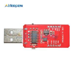 Image 4 - CH340 USB إلى ESP8266 ESP8266 ESP 07 لوحة تطوير WIFI صغيرة متحكم لاسلكي مبرمج مهايئ وحدة Wifi