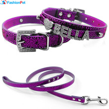 DIY Letters | Pet Name Collar Pu Leather