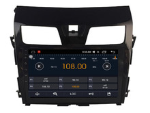 Otojeta 10.2 дюймов 4 ядра Android 6.0 штатную DVD рекордер для 2013 Nissan Teana gps-навигация Радио стерео