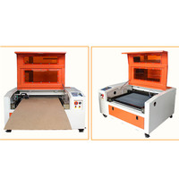 High Quality Upgrade 4040 50w Co2 Laser Engraving Cutting Machine