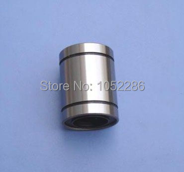 500pcs/lot LM6UU Linear ball bushings 6x12x19mm LM6 6mm shaft for cnc parts 3d printer