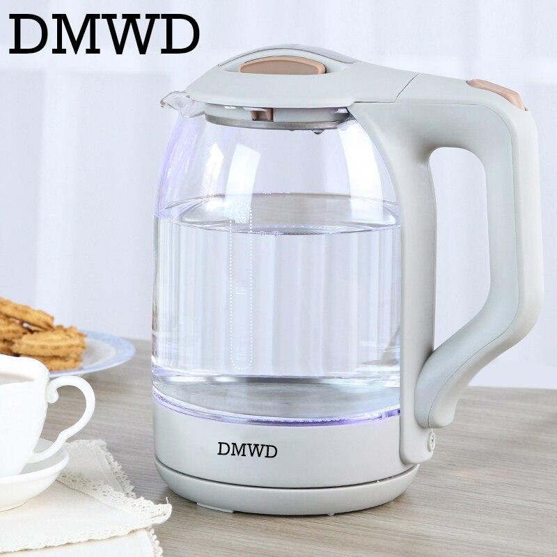 DMWD wasserkocher teekanne Schnelle Heizung warmwasser Kochendem tee ...