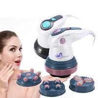 Body Facial Slimming Anti Cellulite Burn Fat Cavitation Body Slimming Weight Loss Therapy Face Massager Electric Fat Burner