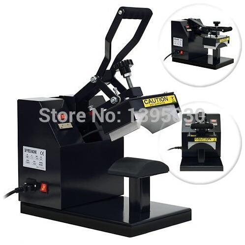 1 pcs Cap & Flat Press Machine (CP2815 )1 pcs Cap & Flat Press Machine (CP2815 )