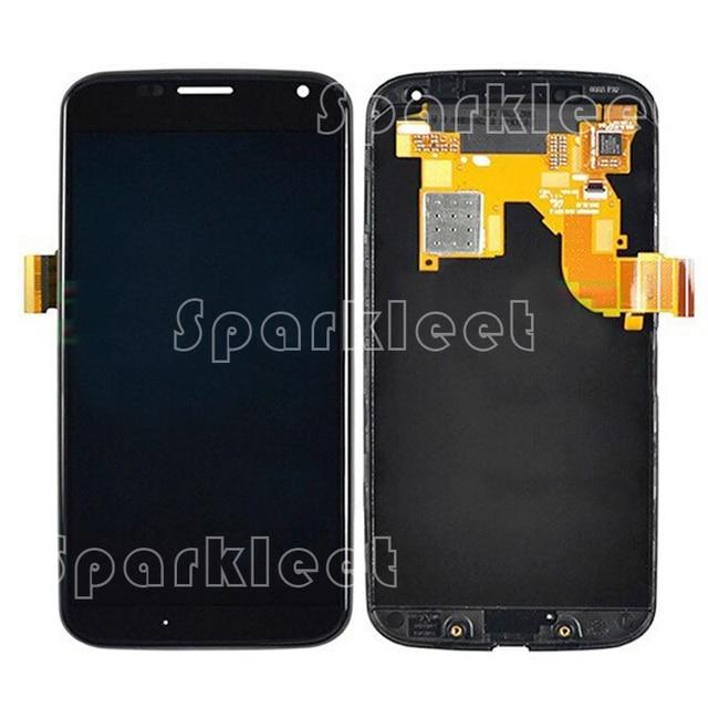 LCD Display For  Motorola Moto X XT1058 XT1060 XT1053 LCD Display Touch Screen Digitizer Assembly Black,