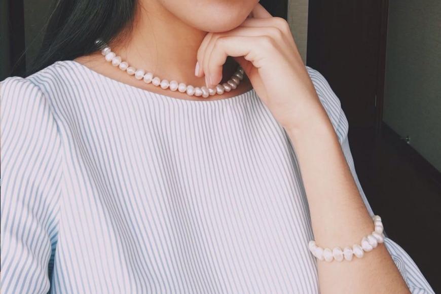 HTB1HeJTX3jN8KJjSZFgq6zjbVXaW DAIMI Pearl Jewelry Sets Necklace Bracelet Earrings Baroque Pearl Sets For Women Party Jewelry Wedding Jewlery Christmas Gift