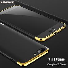 Vpower 3 in 1 Plating Cases For Oneplus