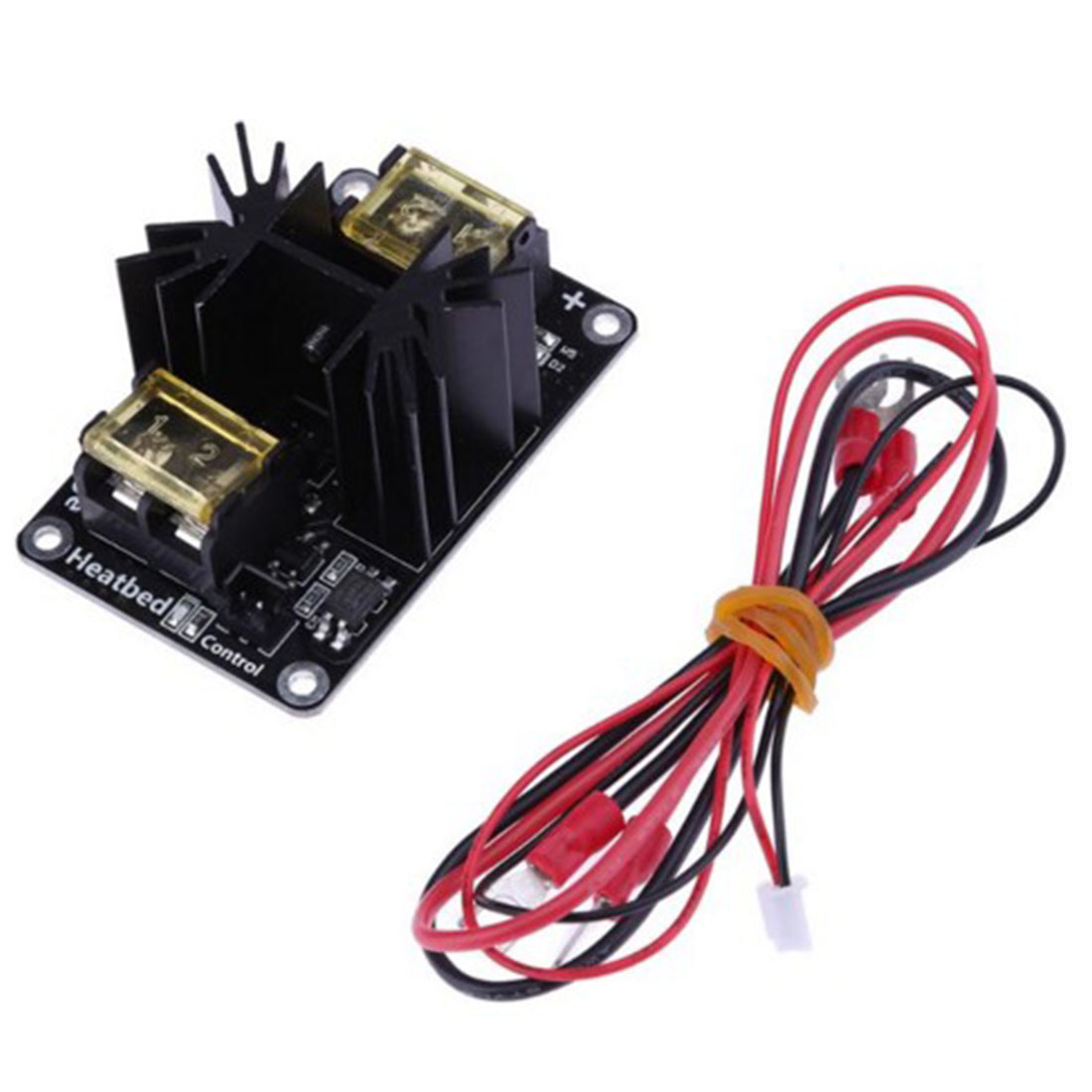 Etmakit pro 3D Printer Parts General Add-on Heated Bed Power Expansion Module High Current 210A MOSFET Upgrade RAMPS 1.4 EM88 цены онлайн
