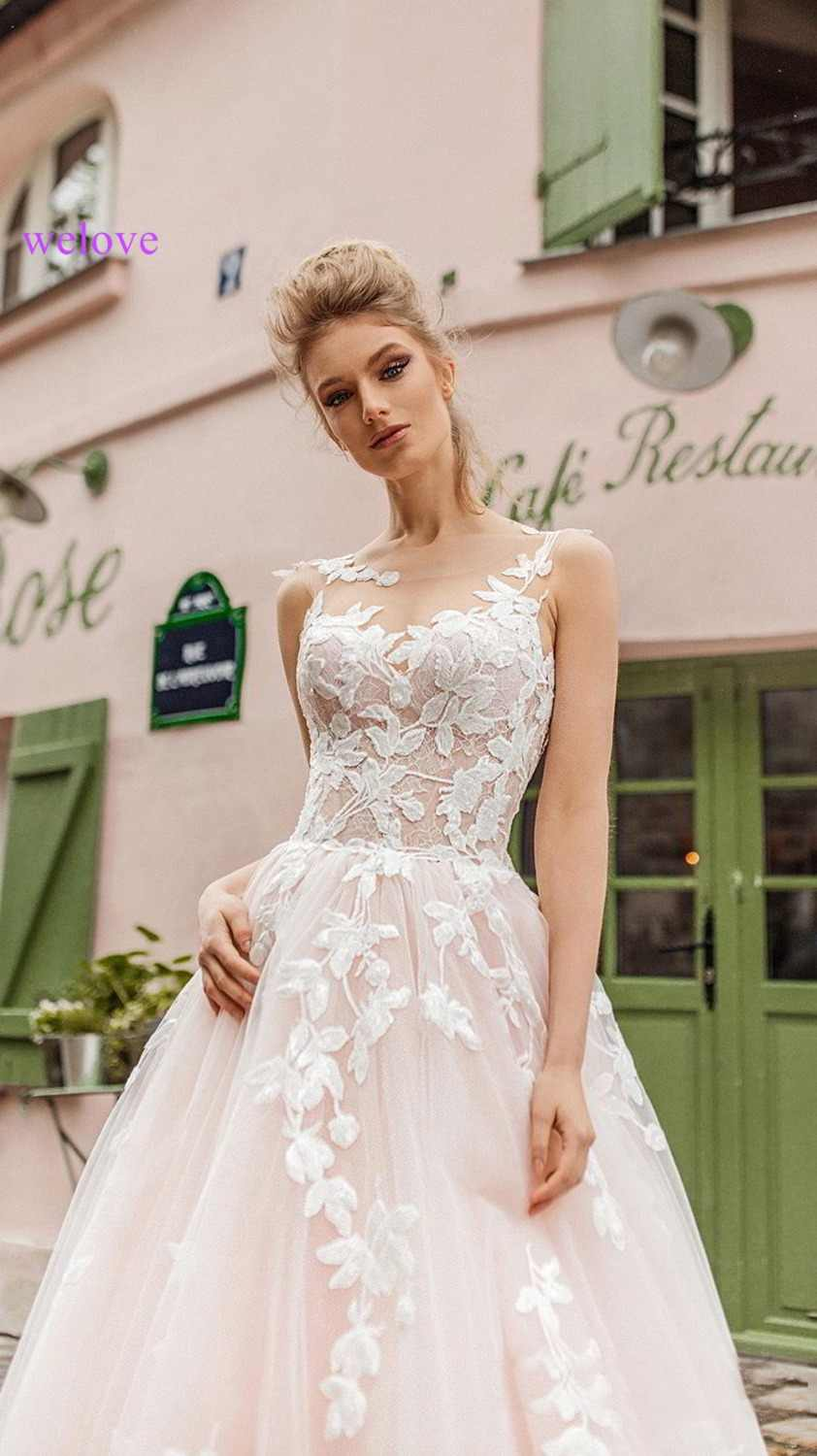 Detail Feedback Questions about Glamorous Luxury Dubai Arabic Wedding Dress  2019 New Fashion Lace Bride Dress Long Sleeves 3D Flowers Beading Bridal  Gowns ... c031238584f0
