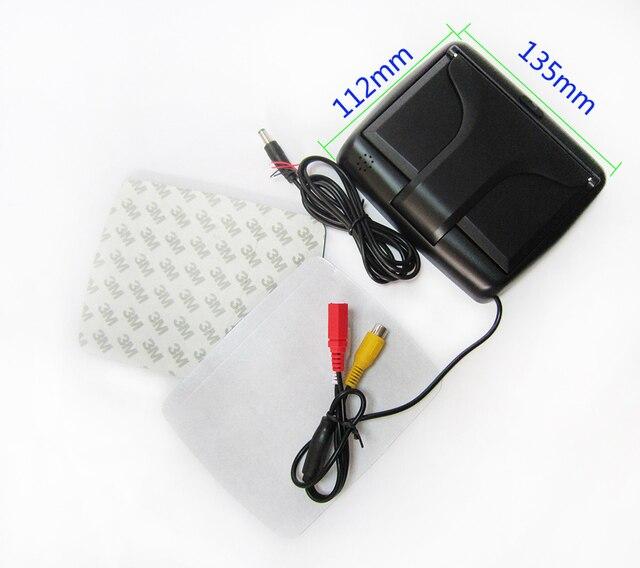 Drahtlose Farbe CCD Rückfahrkamera Auto-parksystem für BMW X1 X3 X5 X6 mit 4,3 Zoll faltbare LCD TFT Monitor