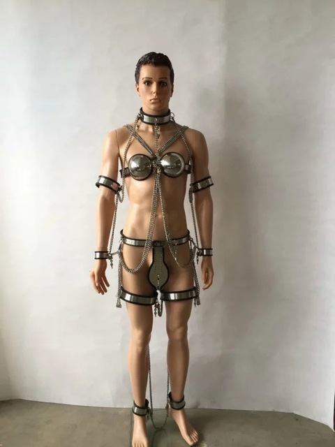 Bondage and chastity equipment