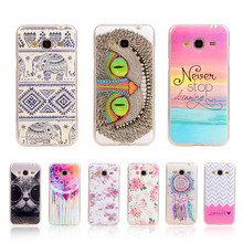 J3 2016 Fashion TPU Phone Case For Samsung Galaxy J3 J300 J3000 J320 J3109 SM-J3109 Silicone Cover Soft Plastic Mobile Phone Bag