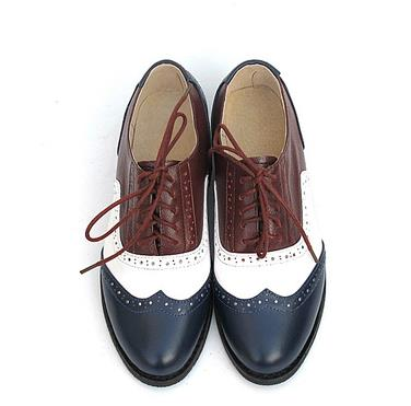 Sale New Oxford Casual Shoes Shoes Shoes Uomo Fashion Uomo Genuine Pelle Brogues Shoes Sprin 68f1f1