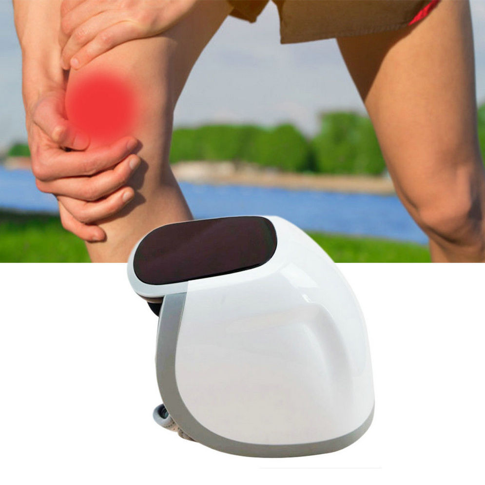 Massage and far infrared red light air pressure 4 in 1 Arthritis pain relief cream low level laser therapy apparatus leg massage