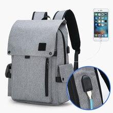 PURANI USB Charging Laptop Backpack 16 inch Laptop Notebook Men Waterproof School Bag For Teenage College Travel Backpack Nylon цены онлайн