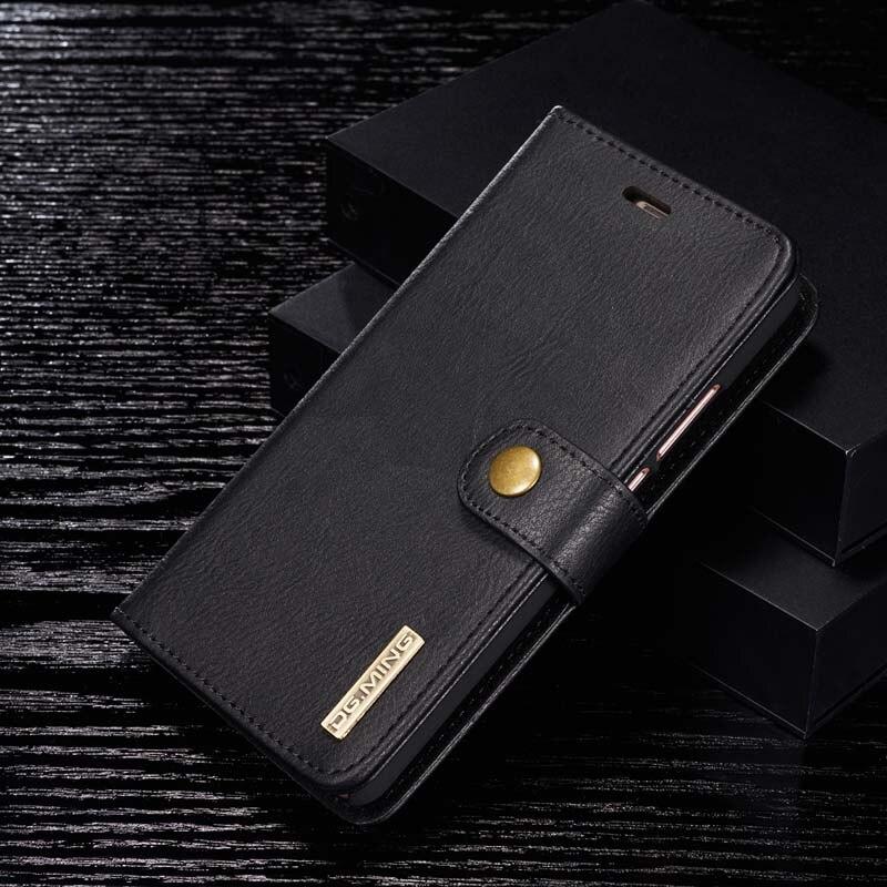 DG. ming оригинальный бренд Роскошный кожаный чехол 2 в 1 съемная мобильного телефона чехол Флип Магнитная Крышка для Huawei Коврики 10 js0164