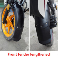 Free Shipping Universal Off Road Dirt Pit Bike Motorcycle Front Mudguard Front Fender For KLX YZF